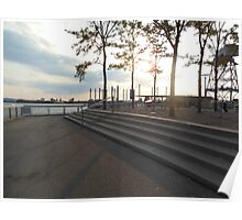 Views of Red Hook - Steps Poster