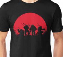 Turtle ninja Unisex T-Shirt