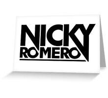 nicky romero Greeting Card