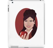 Queen Regina Mills iPad Case/Skin
