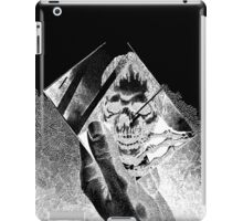 Replica (Black) iPad Case/Skin