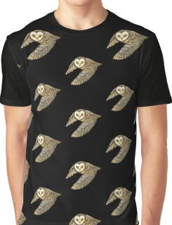 Silent Wings Graphic T-Shirt