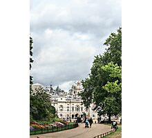 Horse Guards Building Photographic Print
