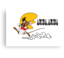 speedy gonzales Canvas Print