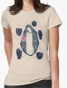 Duddo Stones Womens Fitted T-Shirt