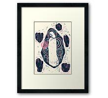 Duddo Stones Framed Print