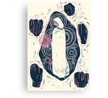 Duddo Stones Canvas Print