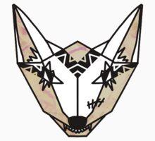 flower wolf by Annehannah