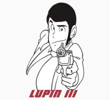 Lupin III One Piece - Short Sleeve