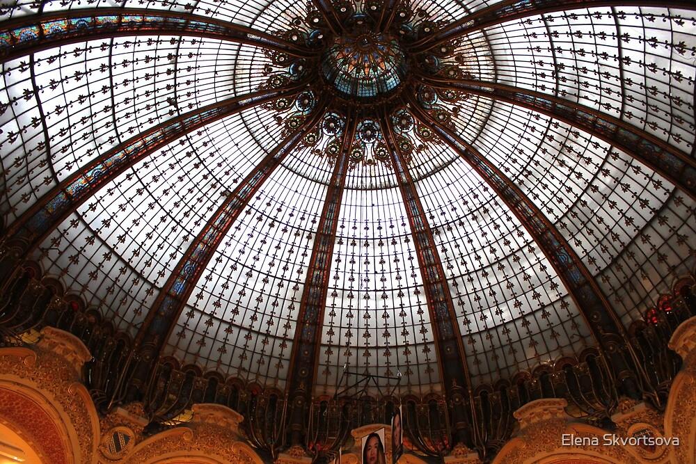 Galeries Lafayette by Elena Skvortsova
