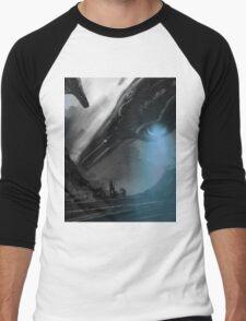 UFO MOFO Men's Baseball ¾ T-Shirt