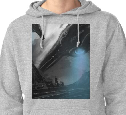 UFO MOFO Pullover Hoodie