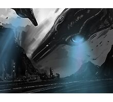 UFO MOFO Photographic Print
