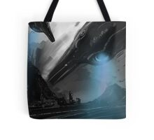 UFO MOFO Tote Bag