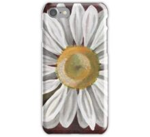 Summer Daisy Painting iPhone Case/Skin