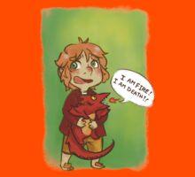 Hobbit: I Am Fire! I Am Death! Kids Clothes