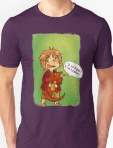 Hobbit: I Am Fire! I Am Death! T-Shirt