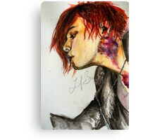 Galaxy Gerard Magical Kisses Canvas Print