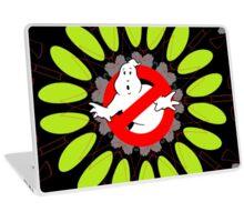 Ghostbusters behind Print Laptop Skin