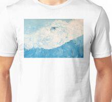 Garden of world's waves Unisex T-Shirt