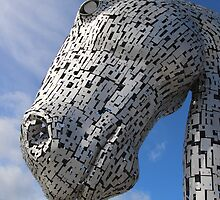 Kelpie by John Messingham