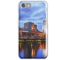 Melbourne From Southbank iPhone Case/Skin