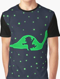 Arlo and Spot | The Good Dinosaur Graphic T-Shirt