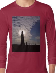 Nightfall on Stenness Long Sleeve T-Shirt