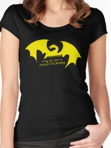 Every Life Needs an Unexpected Journey Women's Fitted Scoop T-Shirt