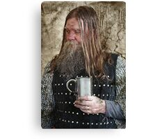 Celtic  Warrior Canvas Print