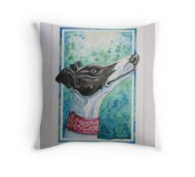 """""""Smell the Breeze""""  Throw Pillow"""