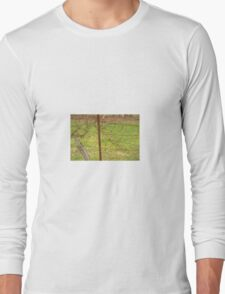 Tangled wire Long Sleeve T-Shirt