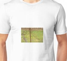 Tangled wire Unisex T-Shirt