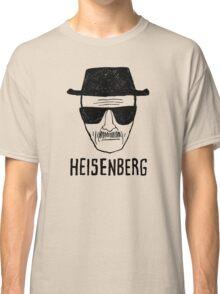HEISENBERG - BREAKING BAD - WALTER WHITE  Classic T-Shirt