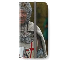 Medieval Knight iPhone Wallet/Case/Skin