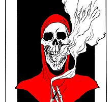 Smoking by Khy82