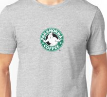 Paranormal Coffee Unisex T-Shirt