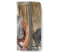 Good Knight iPhone Wallet/Case/Skin