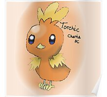 Torchic Poster