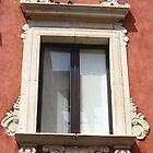 Window decoration by Maria1606
