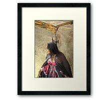 Fair Maiden Framed Print