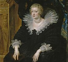 Anne of Austria by PattyG4Life