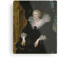 Anne of Austria Metal Print