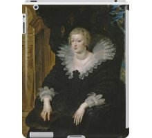 Anne of Austria iPad Case/Skin