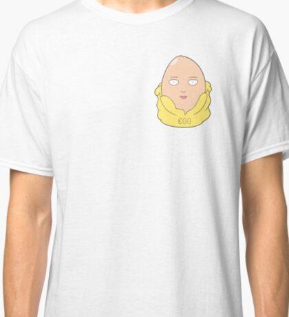 Saitama One Punch Man Egg Design Classic T-Shirt