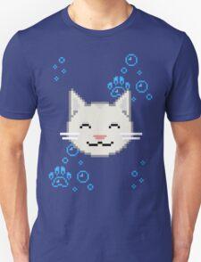 8-bit Splash Unisex T-Shirt