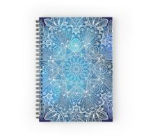 Rêve Enneigé Spiral Notebook