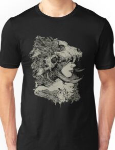 Gia Girl Black Unisex T-Shirt