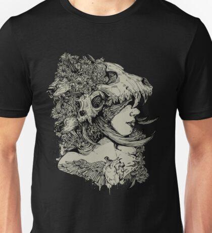 Gia Girl Black Unisex T-Shirt