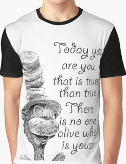 To be You Graphic T-Shirt